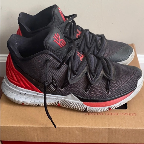 lado Fantástico Estructuralmente  Nike Shoes | Kyrie 5 Nike Air Zoom Turbo | Poshmark